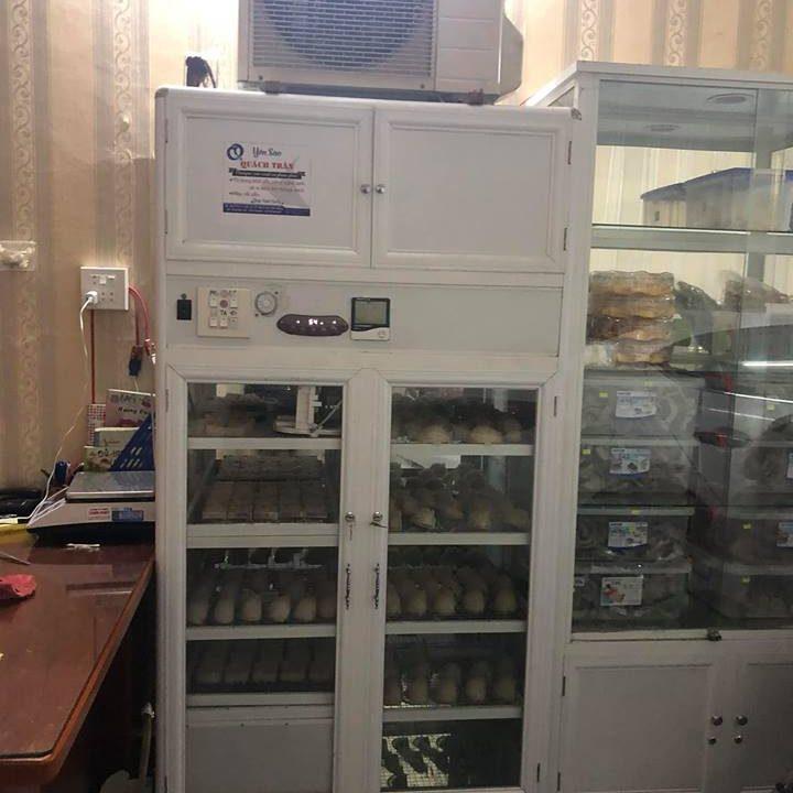 Tủ sấy lạnh tổ yến